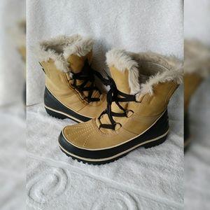 Women's Sorel Tivoli II Snow Boots sz 7